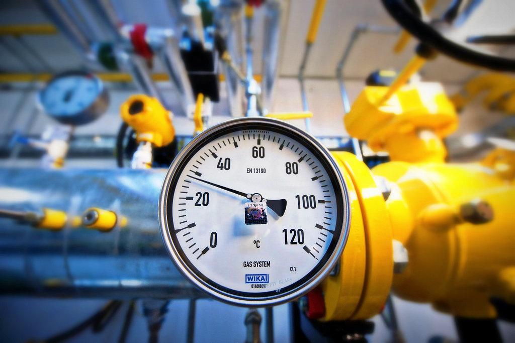 Тариф на газ без счетчика в Украине