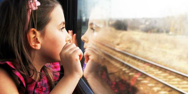 Тариф РЖД для детей от 5 до 10 лет