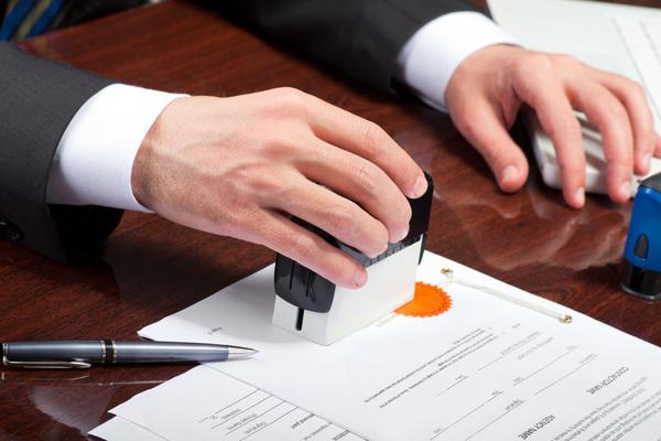 Тарифы на услуги нотариуса в СПБ