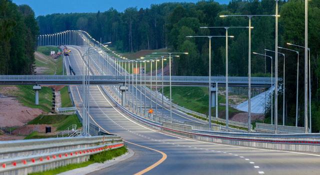 Платная дорога москва санкт петербург транспортер станция приводная конвейера чертеж